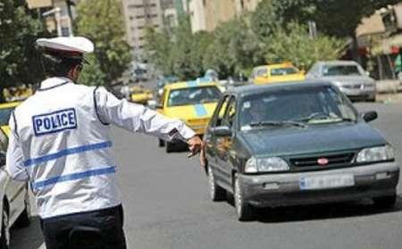 محدودیت های ترافیکی همدان در روز انتخابات