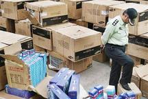 یک میلیارد ریال کالای قاچاق در دیواندره کشف شد