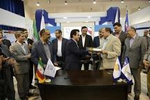 امضای تفاهم نامه منطقه آزاد انزلی با صندوق توسعه صنایع دریایی و وزارت دفاع