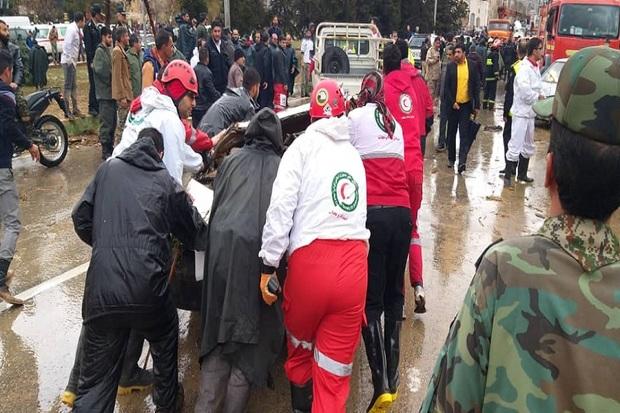 مردم کمک های نقدی و غیرنقدی خود را به هلال احمر بسپارند