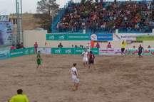 فوتبال ساحلی جهان  لوانته اسپانیا ، لکوموتیو روسیه را مغلوب کرد