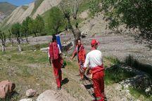 کوهنوردان گرفتار شده در ارتفاعات گرین بروجرد نجات یافتند