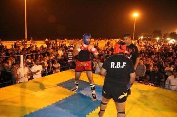شهر ری میزبان مسابقات رزمی استان تهران است