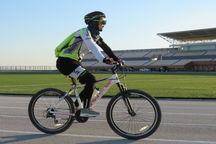 دعوت دختر دوچرخهسوار بوکانی به اردوی استعدادهای کشور