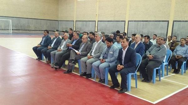 احداث زمین ورزشی در روستاهای بالای 50 خانوار کهگیلویه وبویراحمد