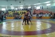 تیم کشتی پهلوانی پسران تهران در مسابقات ورزشی کشوری مقام اول را کسب کرد