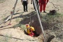 سقوط در چاه آب جان یک نفر را در سامان را گرفت