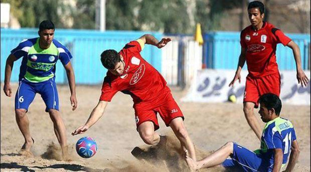 تیم مقاومت گلساپوش یزد ، شهریار ساری را شکست داد