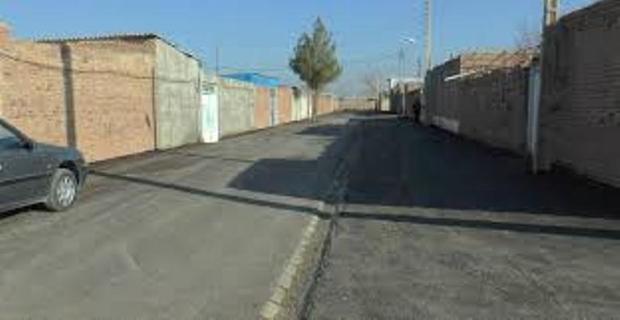 362 هزار مترمربع راه روستاهای دیر بهسازی و آسفالت شد