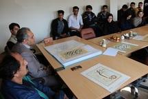 جای خالی نمایشگاه دایمی آثار هنری در استان خالی است