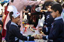 جشنواره غذای ملل در بروجرد برگزار شد