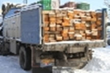 کشف چوب آلات و زغال قاچاق جنگلی در استان اردبیل