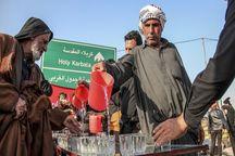 موکبهای یزد در عراق به ۳۵ مورد رسید