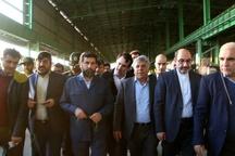 فاز دوم کارخانه فولاد روهینا دزفول سال آینده به بهره برداری خواهد رسید