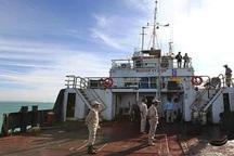 120 هزار لیتر سوخت قاچاق در مرزهای آبی هرمزگان کشف شد