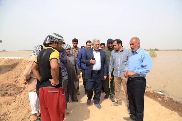 نفت و گاز اروندان به کمک سیل زدگان خوزستان شتافت