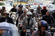 9 نفر از 17کشته تصادفات درون شهری زنجان طی امسال موتورسوار بودند