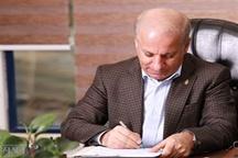 پیام تبریک مدیر بنادرودریانوردی ومنطقه ویژه اقتصادی امیرآباد به مناسبت فرارسیدن سال نو