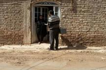منازل سیل زدگان شیراز برای پیشگیری از بیماری ها پایش شد
