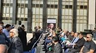 مراسم تشییع پیکر حسین دهلوی با حضور هنرمندان+ تصاویر