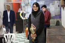 استقبال گرم بابلیها از نایب قهرمان شطرنج جهان
