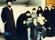 امام چگونه حق خانواده را رعایت می کرد؟