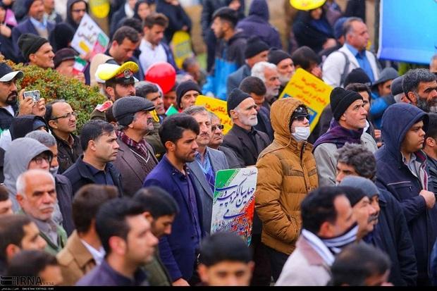 حضور مردم در مراسم 22 بهمن  تبلور واقعی وحدت ملت است