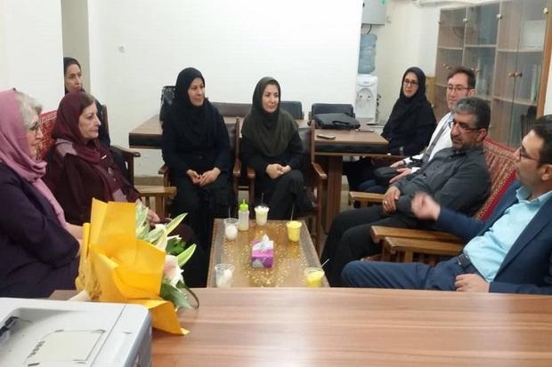 کتابخانه شخصی پژوهشگر شیرازی به کتابخانه حافظیه اهدا شد