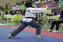 قهرمانی بانوان بسیجی رزمی کار گیلانی در مسابقات دفاع شخصی کشور