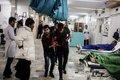 50 کردستانی بر اثر استفاده از مواد آتش زا راهی بیمارستان شدند