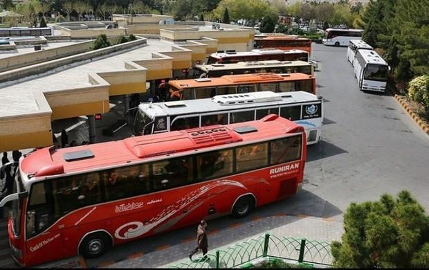 300 دستگاه اتوبوس برون شهری به مسافران قمی سرویس دهی می کنند