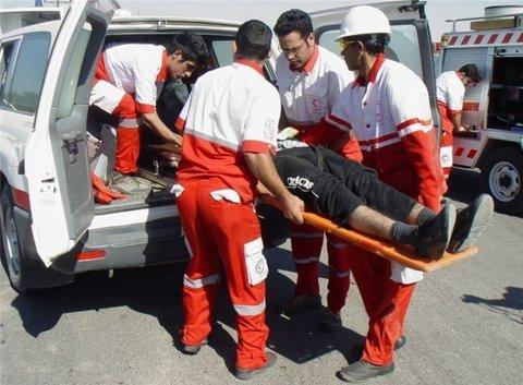 امدادرسانی به 61 حادثه دیده در جاده های آذربایجان غربی