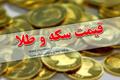 ضرورت ایجاد امنیت در جامعه با نظارت و کنترل دقیق  بازار سکه و طلا