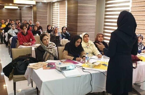 دوره تخصصی آموزش راهنمایان گردشگری در کرمانشاه برگزار شد