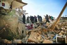 ارسال اولین محموله امدادرسانی شرکت برق همدان به مناطق زلزله زده