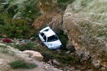 سقوط خودرو به رودخانه در عباس آباد سه کشته برجای گذاشت