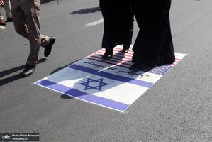 راهپیمایی باشکوه روز جهانی قدس-3