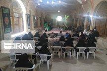ششمین سوگواره تعزیه در بیجار برگزار شد