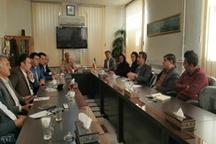 اولین نشست اعضای شورای دوره پنجم سقز با سرپرست و معاونین شهرداری