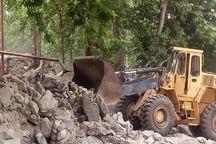 ۱۲ هکتار از تصرفات حریم رودخانههای قزوین آزادسازی شد