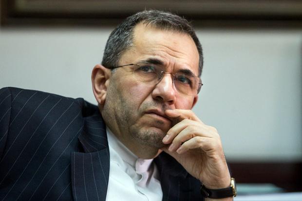تخت روانچی سفیر ایران در سازمان ملل شد