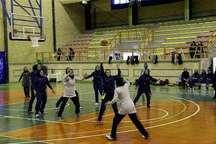 نتایج روز اول مسابقات بسکتبال دانشجویان علوم پزشکی کشور در کاشان