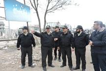 30 هکتار از اراضی دولتی در پارس آباد رفع تصرف شد