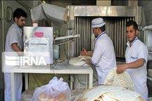 ۳ نانوایی متخلف در سقز پلمب شد