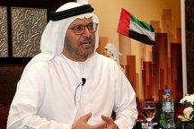 واکنش وزیر مشاور امارات به سخنان امیر قطر