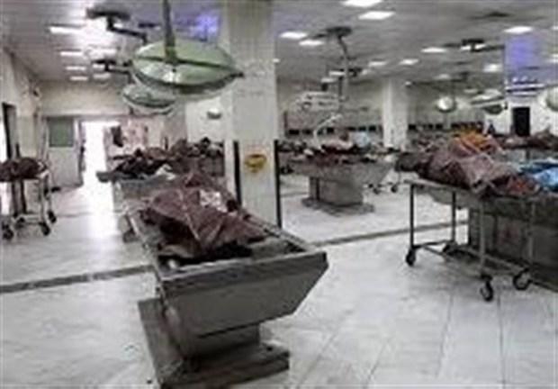 7910 مصدوم به پزشکی قانونی استان مرکزی مراجعه کردند