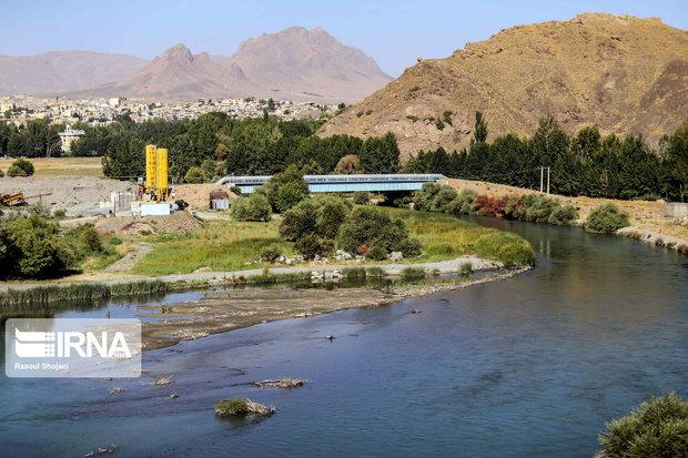 ۱۸ هزار متر مربع از اراضی حریم رودخانه جاجرود رفع تصرف شد