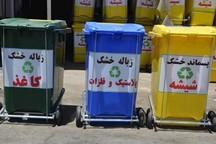 85 درصد زباله ها در خراسان رضوی تفکیک نمی شود
