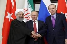 سران ایران، روسیه وترکیه ماه آینده در استانبول دیدار میکنند