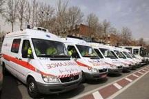 فوریت های پزشکی منطقه کاشان تجهیز شد